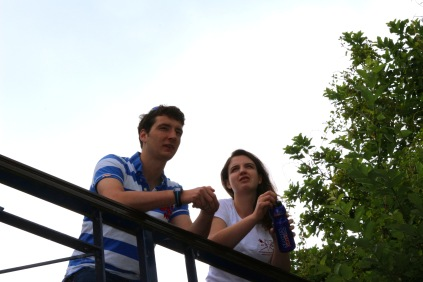 Freddie and Helen