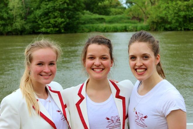 Charlotte, Emily & Eimear
